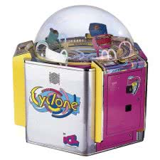 Cyclone Novelty Redemption Machine