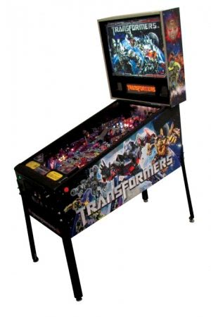 Stern Transformers Pro Pinball Machine