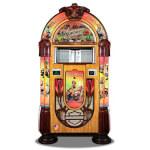 Rock-Ola Harley Davidson: American Beauties CD Jukebox