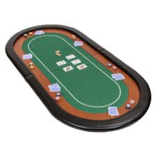 Champion Folding Poker Table Top