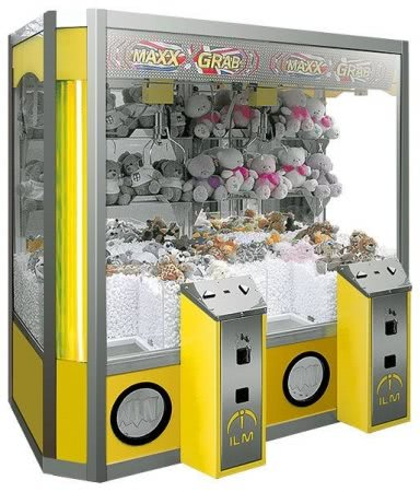 Maxx Grab Double Crane Machine