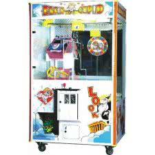 Elfin Cupid Crane Machine