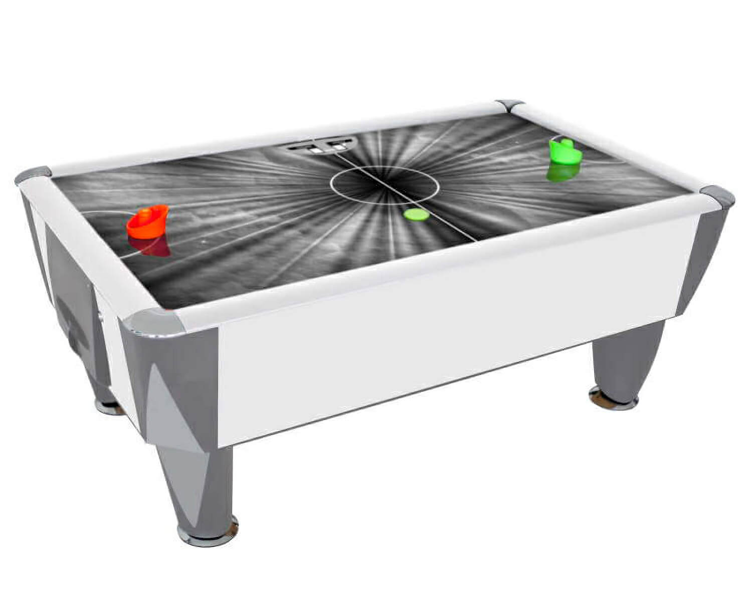 Ice Track Air Hockey Table 7ft Liberty Games