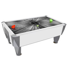 SAM Ice Track 7 foot Air Hockey Table