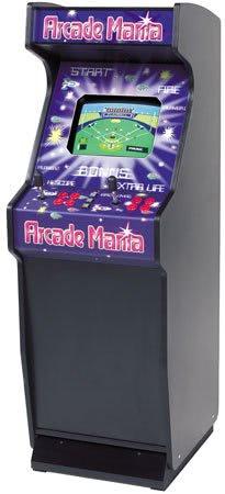 Arcade Mania Multi Game Upright Arcade Machine