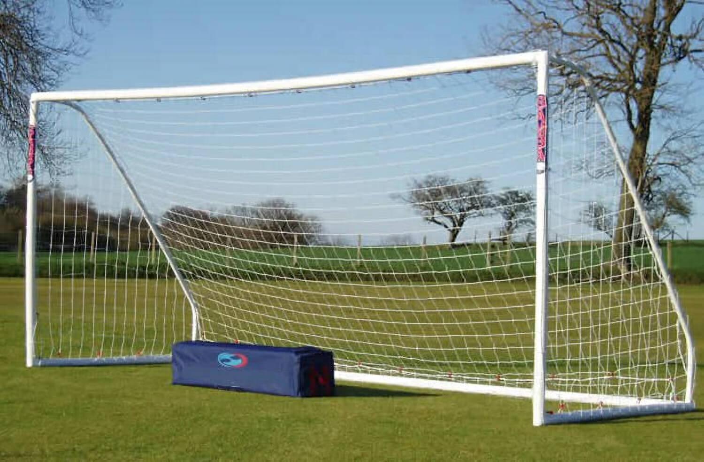 Samba 16 Foot X 7 Foot Match Goal With Upvc Corners G01match