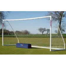 Samba 16 foot x 7 foot Match Goal with uPVC Corners (G01MATCH)
