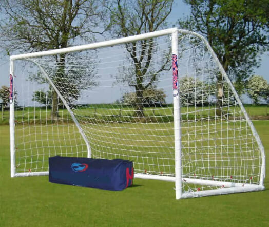 Samba 12 foot x 6 foot Match Goal with uPVC Corners (G03MATCH)