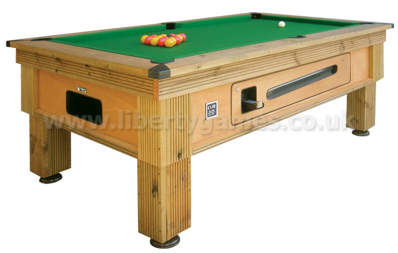 Slate Bed Pool Tables Liberty Games