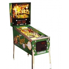Teed Off Pinball Machine