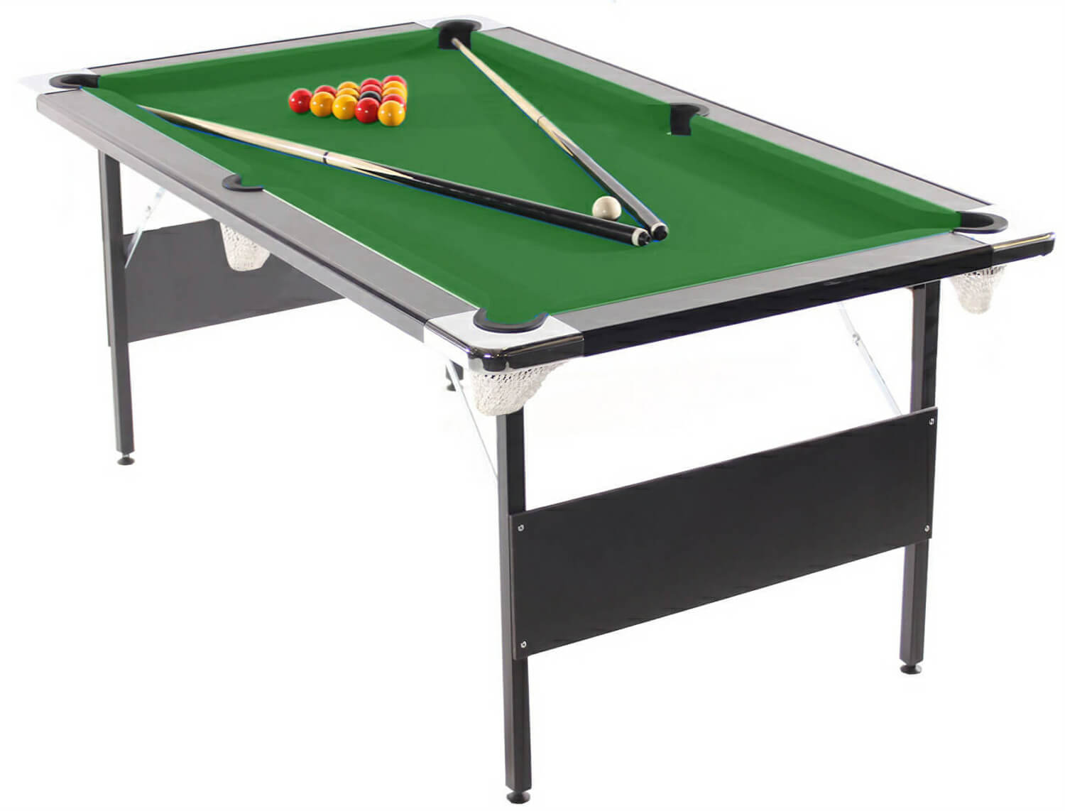 Foldaway pool table liberty games for 10 foot snooker table for sale