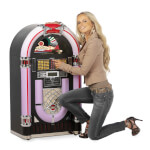 Ricatech Classic XXL LED Replica Jukebox (RR2000BT)