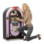 Ricatech Classic XXL LED Replica Jukebox (RR2000)