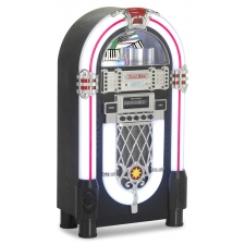 Ricatech Multimedia Retro XL LED Replica Jukebox RR1000 BT