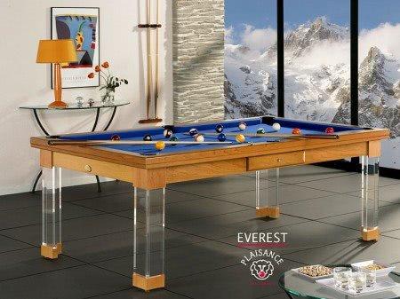 Billards Plaisance Everest Slate Bed Pool Table