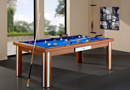 Billards Plaisance Milan Slate Bed Pool Table