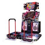 Dancing Stage Euromix Dance Arcade Machine
