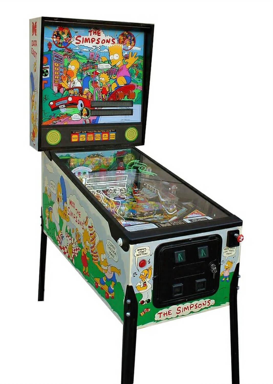 piball machine