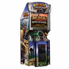 Raw Thrills Big Buck Hunter Pro: Open Season Arcade Machine