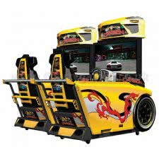 Need For Speed Carbon Twin Deluxe Arcade Machine