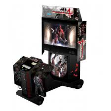 Sega House of the Dead 4 Deluxe Arcade Machine