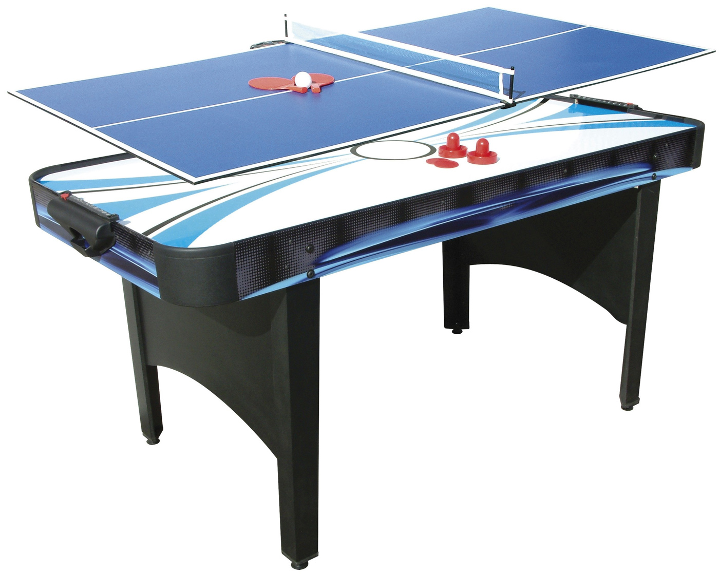 Typhoon 2 In 1 Air Hockey Amp Table Tennis Table Liberty Games