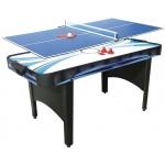 Typhoon 2-In-1 Air Hockey & Table Tennis Table