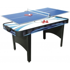 Typhoon 2-In-1 Air Hockey & Table Tennis Table
