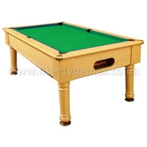 Palma Slate Bed Pool Table