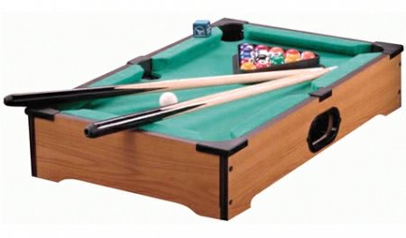 Baby Tabletop Pool Game