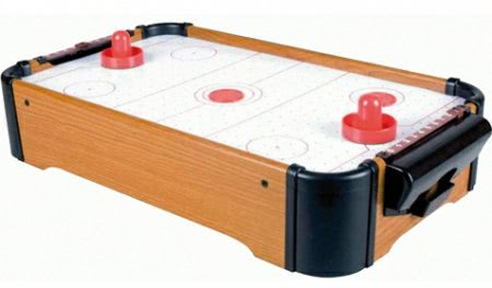 Baby Table Top Air Hockey Game