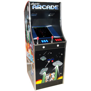 The Cosmic 60-in-1 Multiplay Arcade Machine