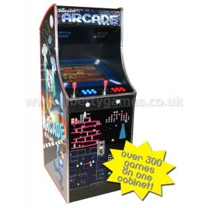 Cosmic III 300-in-1 Multi Game Arcade Machine
