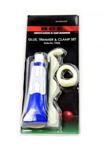 Glue, Trimmer and Clamp Set (T7022)