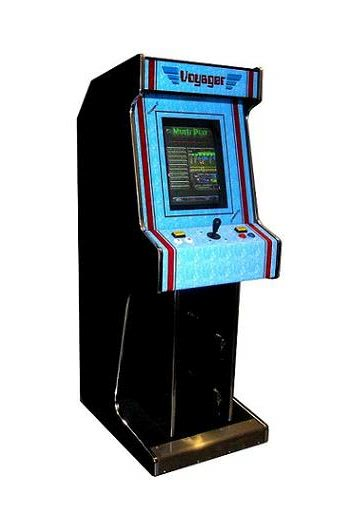 Voyager Digital Upright Multiplay Arcade Machine