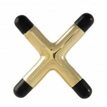 Cross Rest Head - Brass (47-1030)