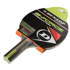 Dunlop G Force Predator Table Tennis Bat