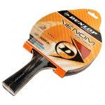 Dunlop Venom Control Table Tennis Bat
