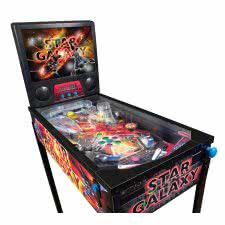 Star Galaxy Pinball Machine