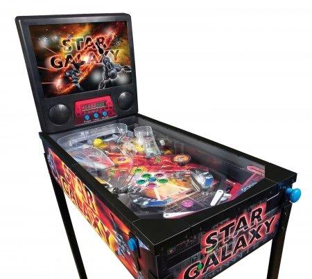 Star Galaxy Professional Pinball Machine