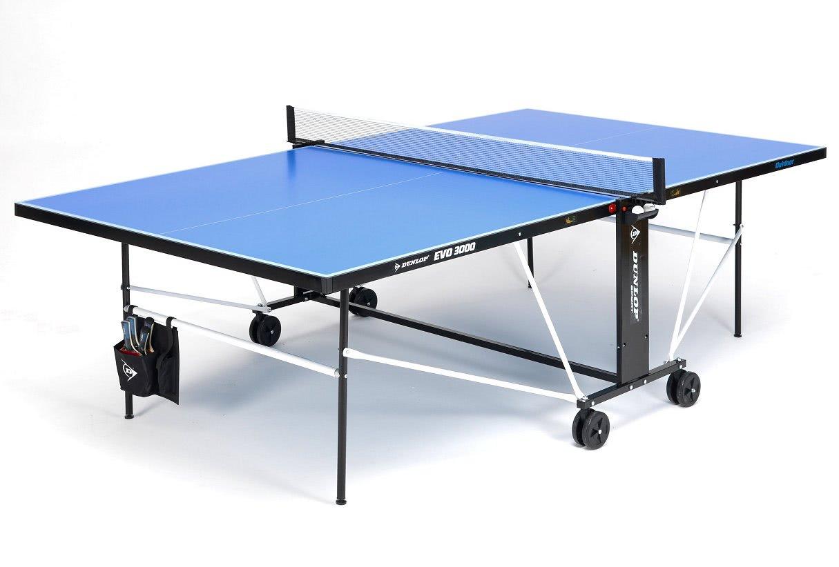Dunlop Evo 3000 Outdoor Table Tennis Liberty Games