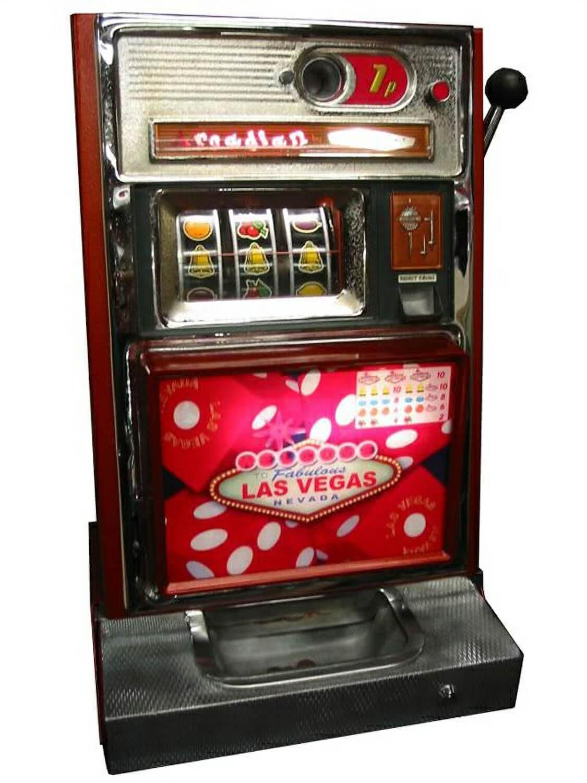 Aristocrat Las Vegas One Arm Bandit Liberty Games
