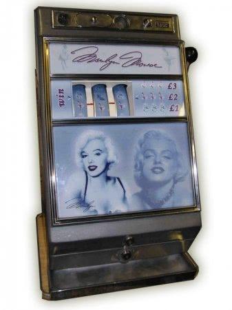 Jubilee Marilyn Monroe One Arm Bandit