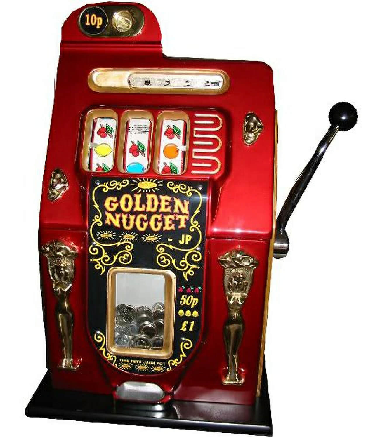 mills golden nugget one arm bandit liberty games