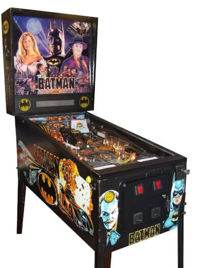 Batman Pinball Machine