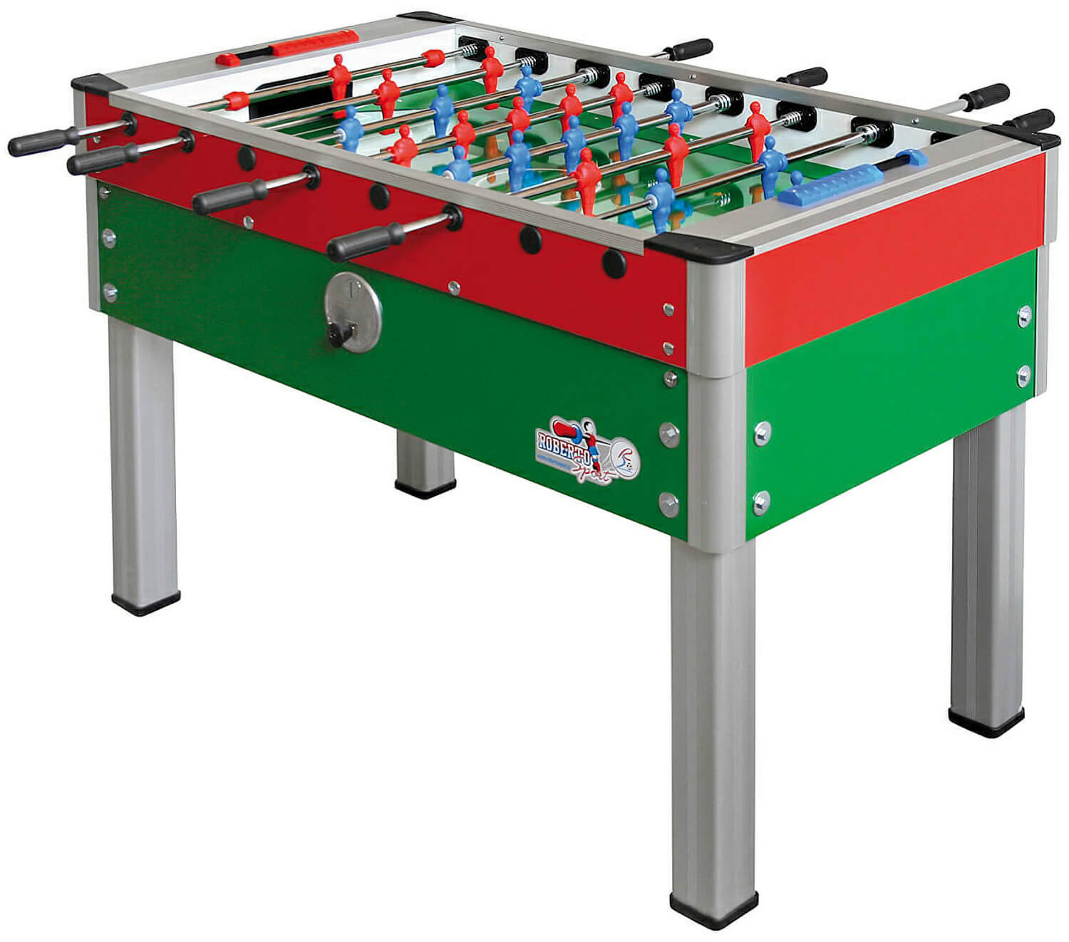 Roberto Sport New Camp Coin Operated Football Table Liberty Games