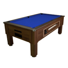 Prime Slate Bed Pool Table