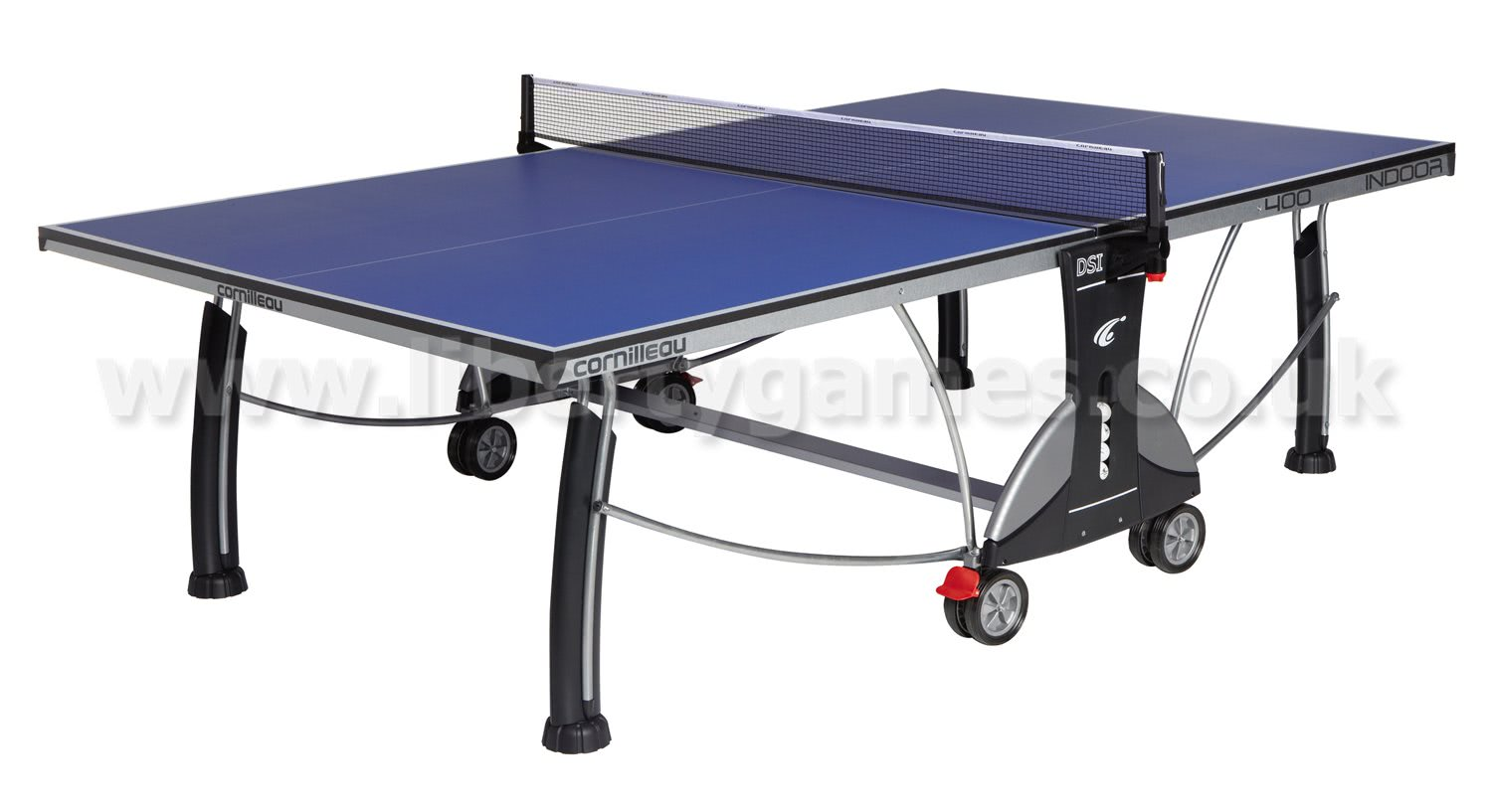 Cornilleau sport 400 rollaway liberty games for Table tennis