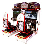 Sega Rally 3 Twin Arcade Machine