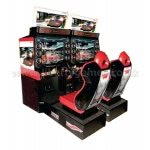 Namco Wangan Midnight: Maximum Tune 3 Twin Arcade Machine